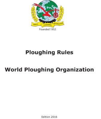 Rules WPO 2016