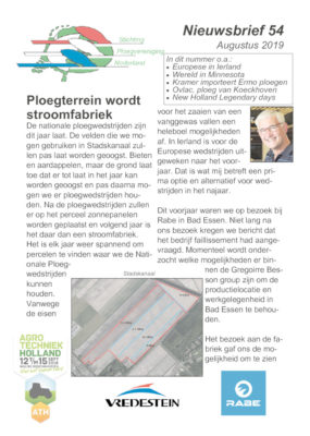 thumbnail of Aug 2019 uitgave 54